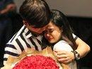 Tim và Trương Quỳnh Anh có đang chơi chiêu bằng màn cầu hôn lãng mạn?
