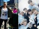 Những chàng fanboy điển trai gây sốt khi đi dự concert của BTS