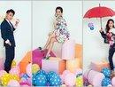 Bộ ba giám khảo Vietnam Idol Kids 2017 nhí nhảnh trong bộ ảnh mới