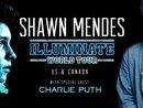 Charlie Puth sẽ đồng hành cùng Shawn Mendes trong tour diễn năm nay