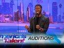 America's Got Talent đã tìm ra phiên bản nam của Whitney Houston