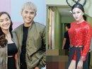 Liên tục phủ nhận nghi vấn tình cảm, Will và Kaity Nguyễn lại diện đồ đôi đến cổ vũ Jun Phạm