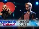America's Got Talent: Chàng nhạc sỹ nghiệp dư nhận được nút vàng từ DJ Khaled nhờ ca khúc quá độc đáo