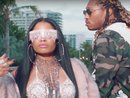 Nicki Minaj diện bikini kim cương, thiêu đốt MV mới của Future