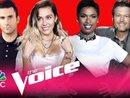 Miley Cyrus trở lại ghế nóng The Voice sau một mùa tạm nghỉ