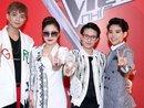 Soobin Hoàng Sơn và Vũ Cát Tường giành thí sinh hot trong The Voice Kids 2017