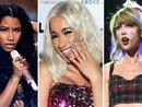 Sợ Cardi B phá kỷ lục Billboard, fan Nicki Minaj rủ nhau ủng hộ hit mới của Taylor Swift
