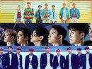 Top 9 album của boygroup đạt doanh số cao nhất trong tuần đầu tiên gọi tên ai?