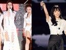 Hậu trường Asia Song Festival: Đông Nhi chủ động cúi chào và bắt tay Taeyeon (SNSD), Leeteuk (SuJu)