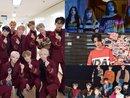 Music Bank: SEVENTEEN giành chiếc cúp thứ 2, Red Velvet, Samuel và Wanna One đồng loạt lên sàn