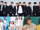 Tân binh quái vật Wanna One đại thắng, TWICE vẫn trụ tốt trong BXH Gaon tuần này