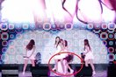 Tai nạn sân khấu của sao Hàn