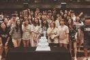 Minzy tổ chức thành công buổi fan meeting đầu tiên