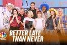 """SNSD remake bản hit """"Gee"""" cùng các thành viên show truyền hình Mỹ """"Better Late Than Ever"""""""