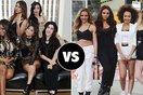 """Fifth Harmony và Little Mix - trận chiến """"không khoan nhượng"""" giữa các girlband"""
