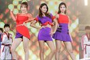 Netizen: Đứng cạnh Seolhyun (AOA) và Hani (EXID), Tzuyu (TWICE) chẳng là gì!