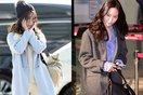 Seohyun (SNSD) đọ sắc cùng em gái cựu thành viên cùng nhóm tại sân bay