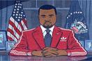 Dân mạng kêu gọi Kanye West tranh cử Tổng thống Mỹ vào năm 2020