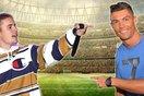 Chuyển động 24h US-UK: Ronaldo cùng bạn gái mới đi xem show của Justin Bieber
