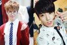 """Jungkook (BTS) và Yugyeom (GOT7) lại khiến fan phát cuồng vì """"đánh lẻ hẹn hò"""""""