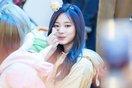 """""""Nữ thần"""" của TWICE đáng yêu phát ngất khi học tiếng Hàn"""