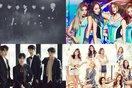 Tương lai của các nhóm nhạc này sẽ đi về đâu khi hết hạn hợp đồng trong năm 2017?