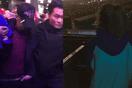 G-Dragon bảo vệ và tình tứ cùng Dara giữa đám đông?