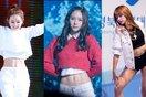 Là con gái, ai lại chẳng ganh tị và khao khát sở hữu cơ bụng tuyệt đẹp như 20 nữ idol này!