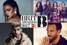 Rihanna và Little Mix dẫn đầu danh sách đề cử Brit Awards 2017