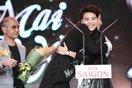 """""""Phản ứng hóa học"""" của cặp đôi Noo - Tường trên sân khấu Mai Vàng khiến fan """"bấn loạn"""""""