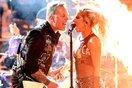"""Thủ lĩnh của Metallica """"đập vỡ cây đàn"""" sau sự cố tắt mic tại Grammy 2017"""