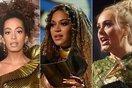 """Beyoncé tức """"sôi máu"""" vì em gái không phục chiến thắng của Adele tại Grammy"""