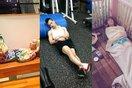 """8 idol có biệt tài """"ngủ mọi lúc mọi nơi"""""""