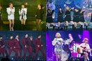 Mãn nhãn với các màn trình diễn tại Gaon Chart K-pop Awards lần thứ 6