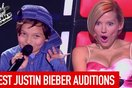 Những bản cover hit của Justin Bieber gây sốt cộng đồng mạng trong The Voice Kids