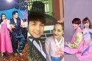 Ngắm các cặp đôi Vpop hạnh phúc trong trang phục Hanbok
