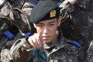 T.O.P (Big Bang) là nghệ sĩ đầu tiên không tham gia lễ tốt nghiệp huấn luyện tại quân đội