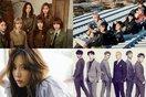 """Nhiều thần tượng Kpop đồng loạt """"bay cao"""" trên bảng xếp hạng Billboard"""