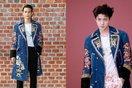 Sehun (EXO) - Minho (SHINee): Ai đẹp hơn khi cùng diện 1 chiếc áo?