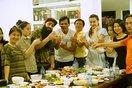 Đạo diễn Kong: Skull Island bất ngờ ăn tối tại nhà Hà Hồ