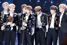 Idol K-Pop và loạt biểu cảm cực yêu khi thấy pháo hoa nổ