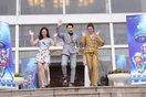 Isaac điển trai hộ tống Bích Phương, Văn Mai Hương chấm thi Vietnam Idol Kids