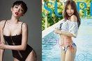 Đọ vẻ sexy của HyunA và Tóc Tiên