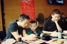Hồ Ngọc Hà xuất hiện cùng Cường Đô La trong buổi thi bơi của con trai