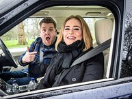 "Adele lập thêm kỷ lục mới trong ""Carpool Karaoke"""