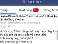 Người nhà nạn nhân tố Akira Phan nói sai sự thật trong vụ tai nạn xe hơi