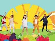 """Top 5 Vietnam Idol Kids ra mắt MV """"Sắc màu trái cây"""""""