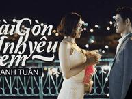 """Hà Anh Tuấn hát nhạc phim """"Sài Gòn, anh yêu em"""""""