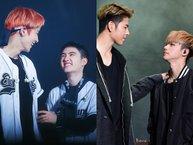 """Cười phát ngất khi """"kẻ khổng lồ"""" và """"kẻ tí hon"""" trong các boygroup Kpop đứng cùng nhau"""