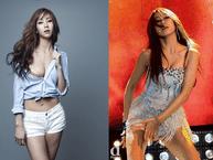 """Vòng 1 cực sexy, cực """"khủng"""" của idol nữ Kpop"""